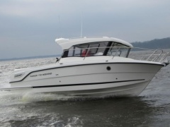 Parker 770 WE Weekend + Motor Kabinenboot