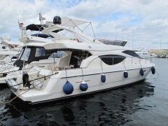 Ferretti 500 Elitte Flybridge Yacht