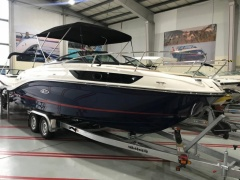 Sea Ray 230 SSE - MODELL 2018