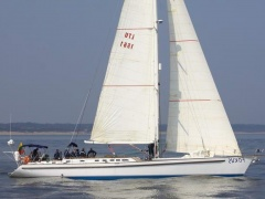 Sailboat Yate a vela