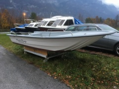 Lehmann Swiss-Cat 18 / Sportboot Fishing Boat