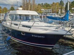 Nimbus 320 Coupe Kabinenboot