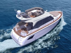 Bavaria E34 fly Flybridge Yacht