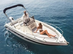 Allegra All 19 Open Nuova Speedboot