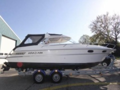 Nidelv 750 HT NO SEARAY BAYLINER MAXUM