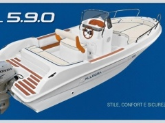 Allegra All 590 Nuova Daycruiser