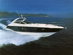 Absolute 45  !!! TOP !!! Motoryacht