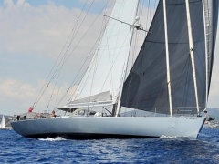 MAG France 90' custom built Segelyacht
