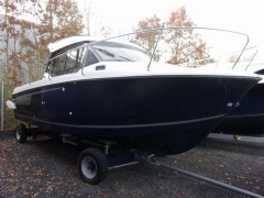 Jeanneau Merry Fisher 795 Legend - auf Lager Kabinenboot