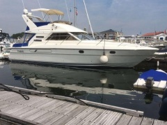 Fairline Phantom 41 43 Flybridge Yacht