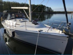 Hunter 38 Segelyacht