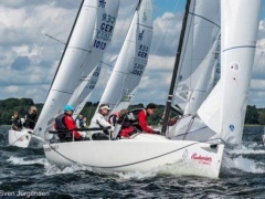 J Boats J/70 Kielboot