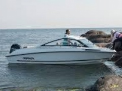 Flipper 600 ST by Marine Center Goldach Sport Boat