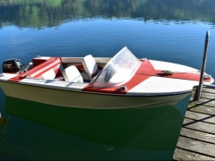 Aquasport Impala Deck Boat