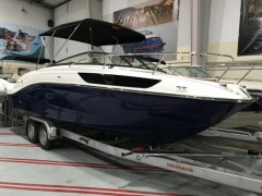 Sea Ray 230 SSE Modell 2018 SOFORT Cuddy Cabin