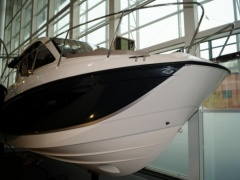 Quicksilver Activ 855 Weekend + 300 PS Cruiser Yacht