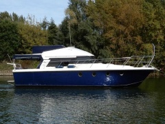 Fairline 40 Fly Diesel Welle Motoryacht
