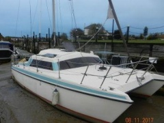 Prout 26 Sirocco Keelboat