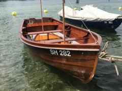 Huber Möve Fishing Boat