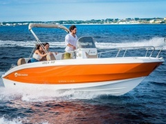 Idea Marine 58 Speedboot
