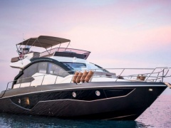 Cranchi 60 Fly Flybridge Yacht