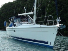 Hunter 45 Deck Saloon Yacht a Vela