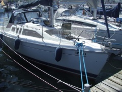 Hunter 29.5 Segelyacht
