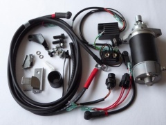 Yamaha Elektrostartkit zu F6 F8 F9.9 Engine accessories