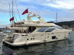Azimut 75 Fly Flybridge Yacht