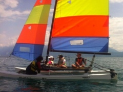 Hobie Cat 16 Club Catamaran
