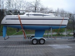 Sunbeam 26 Segelboote Kielboot
