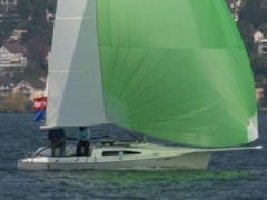 Ultimate 20 one design Segelyacht