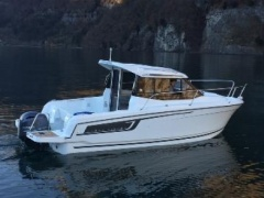 Jeanneau Merrry Fisher 695 HB Pilot House Boat