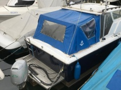 Child cabine Fischerboot