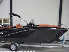 King Yachts 550 Black Edition Barca da Lavoro