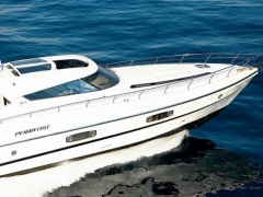 Bruno Abbate Primatist g53 g 53 Hard Top Yacht