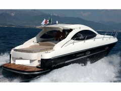 Bruno Abbate primatist g41 g 41 Hard Top Yacht