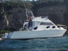 Raffaelli Big Game Fly Flybridge Yacht