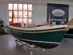 Interboat Sloep 16 Deckboot