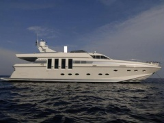 Posillipo Technema 82 Flybridge Yacht