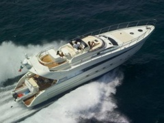 conam 60 wide body Flybridge Yacht