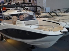 Quicksilver Activ 605 Open + 150PS MESSEBOOT Imbarcazione Sportiva