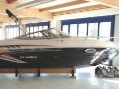 Stingray 225 CR MESSEBOOT Sportboot