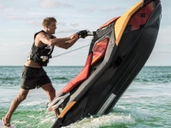 Sea-Doo Spark Trixx 3 Up - auf Lager Jet-ski