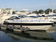 Pershing 46 Hard Top Yacht