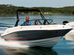 Bayliner VR6 Open Bowrider + 175 PS Bowrider