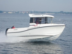 Quicksilver 555 Pilothouse + 115 PS MESSEBOOT Barca da Pesca