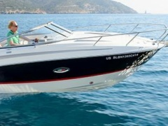 Bayliner 742 CU Pilothouse Boat
