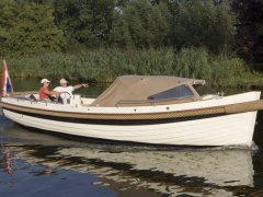 Interboat 25 Sloep Deckboot