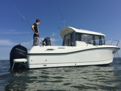 Quicksilver 755 Pilothouse Daycruiser